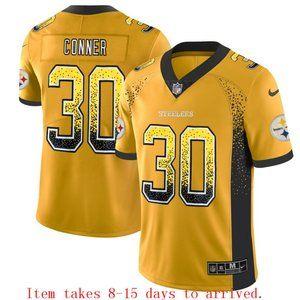 Pittsburgh Steelers James Conner Drift Jersey